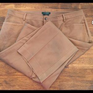 (2056) Ralph Lauren (Lauren) Pants.  Size 18W